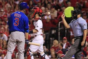 The umpires strike back: Revenge of the bad strike