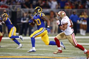 Todd Gurley, Adrian Peterson matchup in Week 9