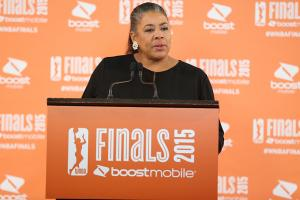 WNBA president Laurel Richie resigns
