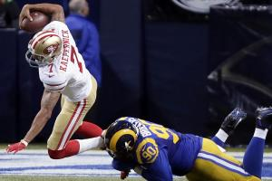 49ers in QB purgatory; are the Lions headed there?