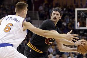 Porzingis is delivering Knicks hope, fan angst