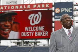 Dusty Baker's mediocre, but that's fine in MLB