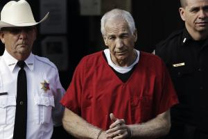 Covering the Jerry Sandusky Penn State sex scandal