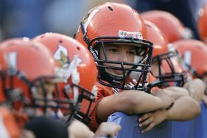 HoD: Scenes from a Texas Pop Warner Football Game