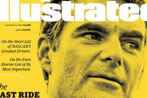 SI national cover features NASCAR's Jeff Gordon