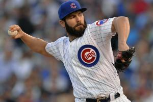 Chicago Cubs Jake Arrieta wins NL Cy Young Award