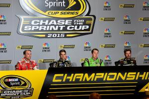 Final four drivers have different motivations to win NA...