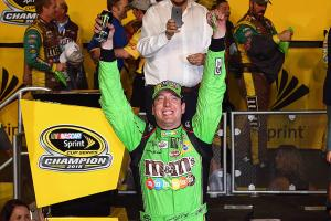 Five thoughts on Kyle Busch's Sprint Cup title