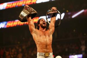 WWE's best matches of 2015