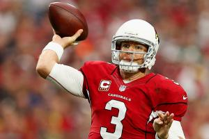Carson Palmer, Cardinals are Super Bowl 50 favorites