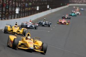 Indy 500 gets first presenting sponsor