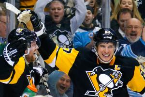 pittsburgh penguins sidney crosby tricky angle video