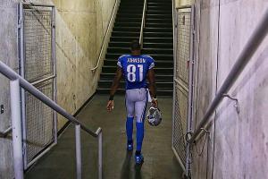 Calvin Johnson has said 2015 was his last NFL season.