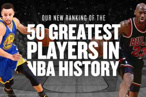 50 Greatest NBA players in history
