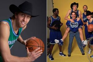 Dirk Nowitzki and Dallas Mavericks