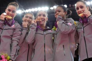 What happened to Team USA's Fierce Five?