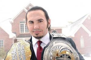 Matt Hardy and Ethan Carter III face off on TNA Lockdown