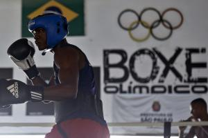 Report: Pro boxers to compete in Rio Olympics