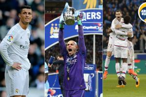 Cristiano Ronaldo, Willy Caballero, Lyon headline this weekend's events around Europe.
