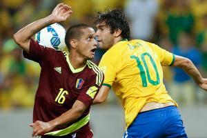 Brazil's Copa roster: Oscar, Kaka among cuts