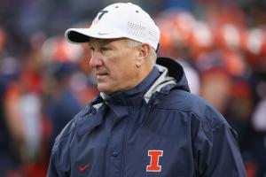 illinois fires head coach bill cubit