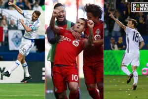 MLS Power Rankings, Week 1