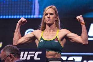 White feels bad for Holly Holm after UFC 196 loss