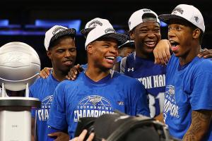 Seton Hall Big East champions