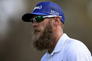 Graham DeLaet of Canada walks off the sixth tee during the third round of the Valspar Championship at Innisbrook Resort Copperhead Course on March 12, 2016 in Palm Harbor, Florida.