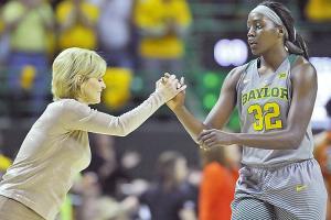 NCAA women's tournament: Dallas region
