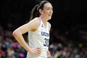 NCAA women's tournament: Bridgeport region