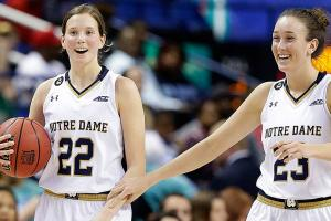 NCAA women's tournament: Lexington region