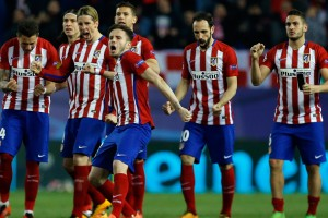 Atletico Madrid ousts PSV on penalty kicks from the Champions League