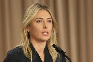 UN agency stops partnership with Sharapova charity