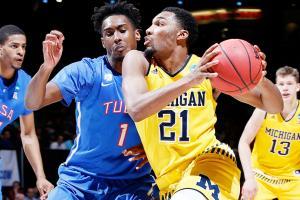 2016 NCAA tournament first four Michigan Tulsa