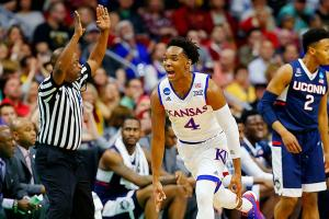 Devonte' Graham Kansas