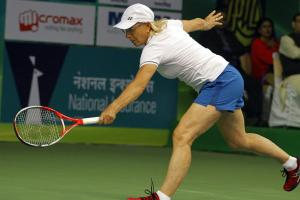 Navratilova responds to Raymond Moore's comments