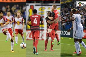 Felipe, Fanendo Adi and Gyasi Zardes headlined Week 3 in MLS