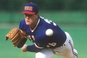 Jim Abbott, Team USA