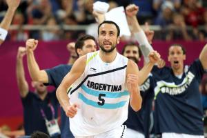 Spurs' Manu Ginobili available for Rio Olympics