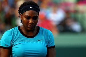 Serena Williams upset in Miami Open fourth round