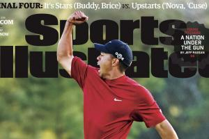 Inside Sports Illustrated's Tiger Woods cover story