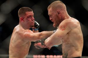 Conor McGregor-Nate Diaz rematch set for UFC 200