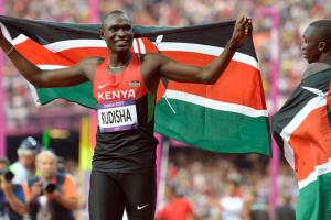 Rudisha worries Kenya may be banned from Olympics