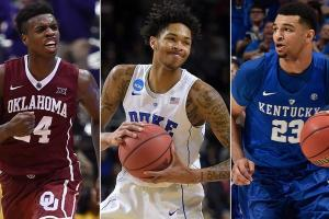 NBA draft position rankings: Guards, wings, bigs