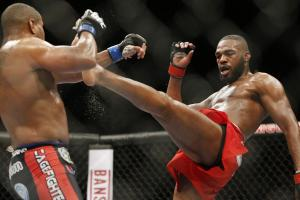 Jon Jones will fight Ovince Saint Preux at UFC 197