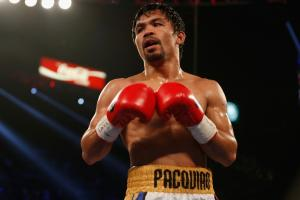 Pacquiao retires after defeating Timothy Bradley