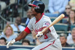 Fantasy baseball waiver wire: Nats' Taylor set to break...