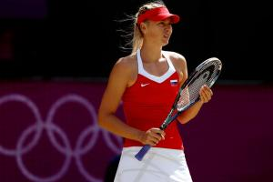 Russia hopeful to have Sharapova for Olympics