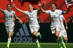 The U.S. women's national team will defend its gold medal in Brazil